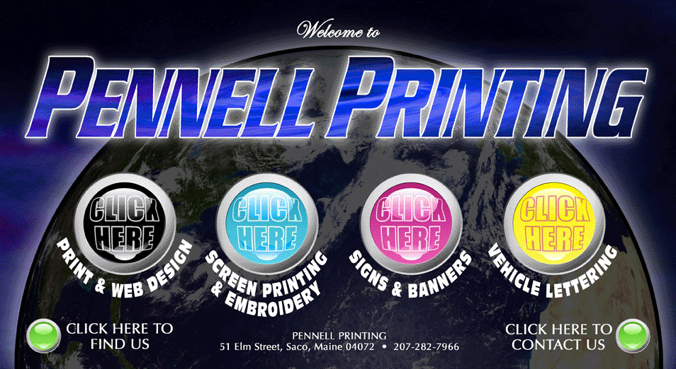 Welcome to Pennell Printing